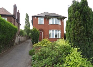 Thumbnail 3 bed detached house for sale in Hassock Lane, Shipley, Heanor