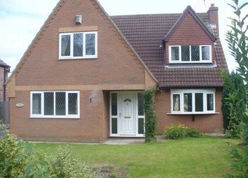 Thumbnail 4 bed detached house to rent in Wharf Road, Ealand, Scunthorpe