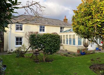 Wootton Road, Tiptoe, Lymington SO41. 3 bed detached house for sale