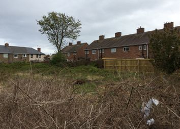 Thumbnail Land for sale in Plessey Road, Blyth