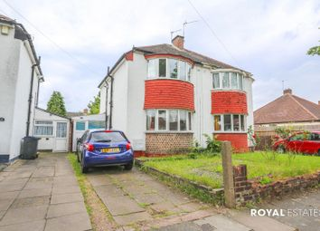 Thumbnail 2 bedroom semi-detached house for sale in Darley Avenue, Birmingham