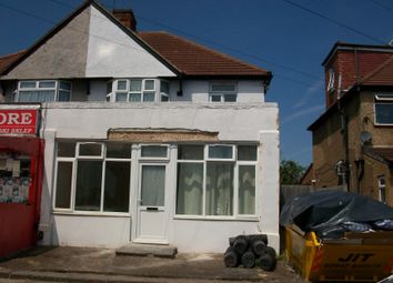 Thumbnail 5 bed semi-detached house for sale in Heath Road, Hounslow