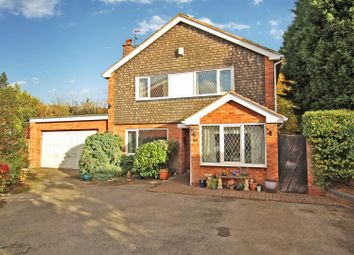 Thumbnail 4 bed detached house for sale in Osgood Road, Arnold, Nottingham