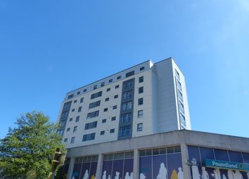 Thumbnail 2 bed flat for sale in Hereward Tower, Peterborough