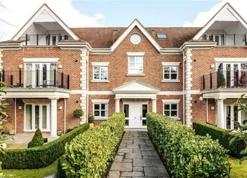 Thumbnail 2 bed flat for sale in Dorchester Mansions, Cross Road, Sunningdale