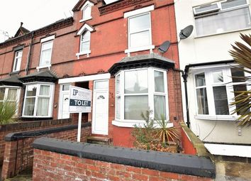 Thumbnail 4 bedroom terraced house to rent in Lord Haddon Road, Ilkeston, Derbyshire