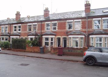 Thumbnail 4 bedroom terraced house to rent in St Bartholomews Road, Reading