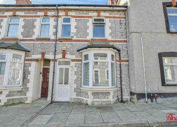 2 bed terraced house for sale in Holmes Street, Barry CF63