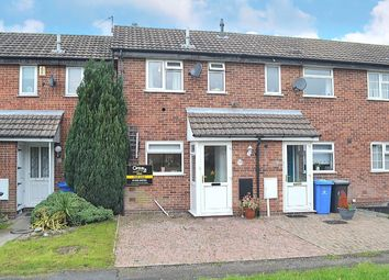 Thumbnail 1 bed terraced house for sale in Malvern Close, Mickleover, Derby