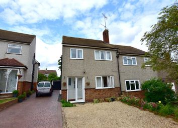 Thumbnail 5 bedroom semi-detached house for sale in Homefield Close, Swanley