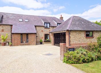 Thumbnail 3 bed barn conversion for sale in Barn Conversion, Chalcraft Lane, Bognor Regis.