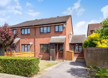 Thumbnail 4 bed semi-detached house for sale in Bowmead, London