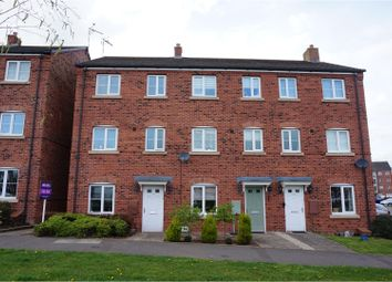 Thumbnail 4 bed end terrace house for sale in Lower Cape, Warwick
