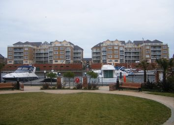 Thumbnail 1 bed flat to rent in Golden Gate Way, Sovereign Harbour, Eastbourne