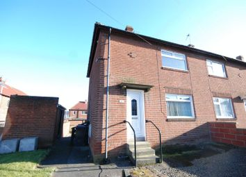 Thumbnail 2 bedroom semi-detached house for sale in Woodlea, Newbiggin-By-The-Sea