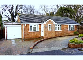 Thumbnail 3 bed detached bungalow for sale in Maryland Close, Southampton