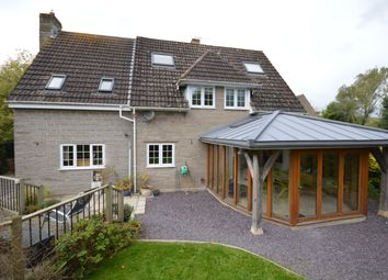 Thumbnail 6 bed detached house for sale in Monkton Deverill, Warminster