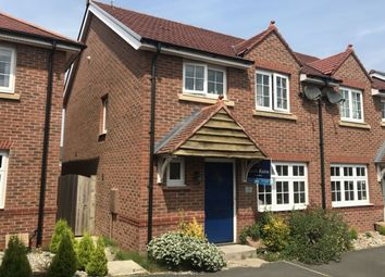 Thumbnail 3 bed semi-detached house for sale in Suffolk Court, Buckshaw Village, Chorley