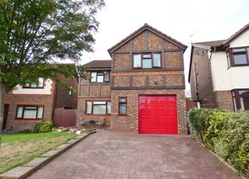 Thumbnail 4 bed detached house for sale in Penhale Close, Aigburth, Liverpool