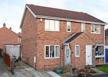 Thumbnail 3 bedroom semi-detached house for sale in Willoughby Way, York