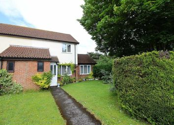 Thumbnail 2 bed semi-detached house for sale in Celandine Close, Highcliffe, Christchurch