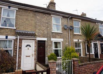 Thumbnail 3 bedroom terraced house to rent in Coronation Terrace, Pakefield Street, Pakefield, Lowestoft
