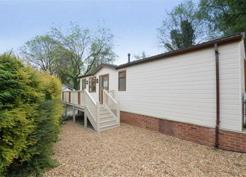 Thumbnail Mobile/park home for sale in Birch Drive, Shireburn Park, Clitheroe