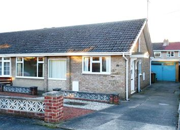 Thumbnail 3 bed semi-detached bungalow to rent in Whitfield Road, Scunthorpe