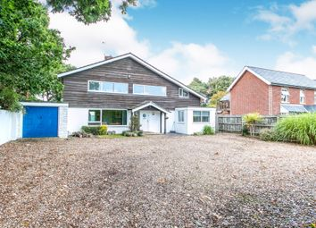 5 bed detached house for sale in Ringwood Road, Ferndown BH22