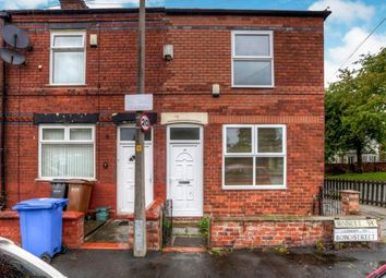 Thumbnail 1 bed end terrace house for sale in Bennett Street, Cheadle Heath, Stockport, Cheshire