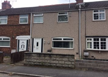 3 bed terraced house for sale in Brook Road, Shotton, Deeside CH5