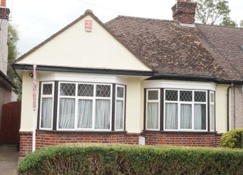 Thumbnail 2 bed bungalow to rent in Manor Park Drive, Harrow
