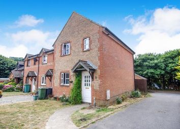 Thumbnail 3 bed semi-detached house for sale in Chestnut Close, Ventnor