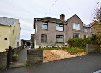 Thumbnail 3 bed semi-detached house to rent in Beech Drive, Hengoed