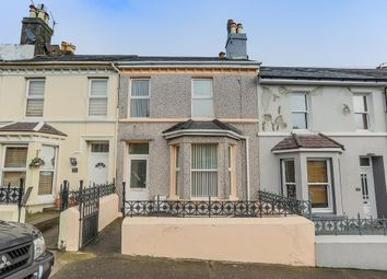 Thumbnail 3 bed terraced house for sale in Victoria Avenue, Douglas, Isle Of Man
