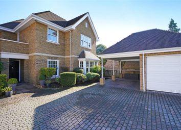 Thumbnail 4 bed detached house for sale in Hanger Hill, Weybridge, Surrey