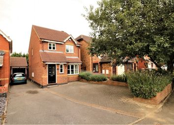 Thumbnail 3 bed detached house for sale in Field Drive, Cudworth, Barnsley, South Yorkshire