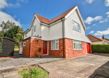 Thumbnail 3 bed detached house for sale in Park Crescent, Abergavenny