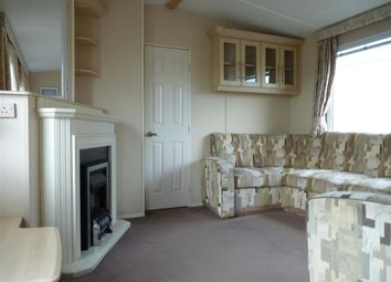 Thumbnail 3 bedroom mobile/park home for sale in Shottendane Road, Margate, Kent