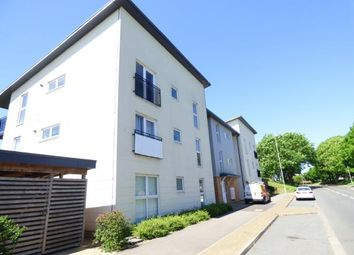 Thumbnail 2 bed flat for sale in Howe Road, Gosport