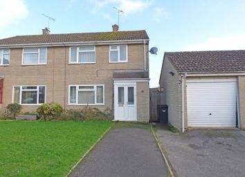 Thumbnail 3 bed semi-detached house for sale in Tything Way, Wincanton