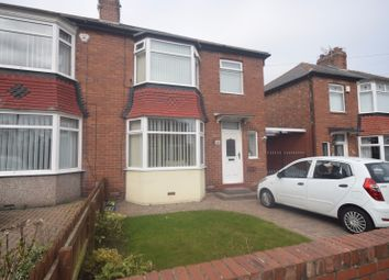 Thumbnail 3 bed semi-detached house for sale in Seacombe Avenue, Cullercoats