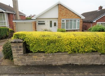 Thumbnail 2 bed detached bungalow for sale in Northumberland Way, Barnsley