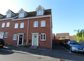 Thumbnail 3 bed end terrace house for sale in Lychgate Close, Glascote, Tamworth