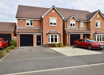 Thumbnail 4 bed detached house for sale in Williamsbridge Road, Bannerbrook Park, Coventry, - High Spec Throughout