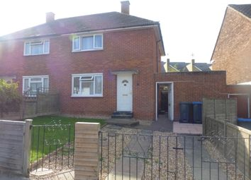 Thumbnail 2 bed semi-detached house for sale in Chesney Crescent, New Addington