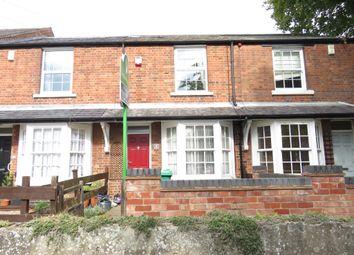 Thumbnail 2 bed cottage for sale in Prospect Street, Nottingham