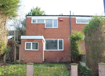 Thumbnail 3 bedroom end terrace house for sale in Harvest Close, Birmingham