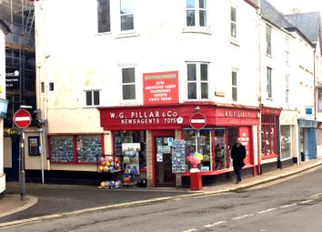 Thumbnail Retail premises for sale in 1 Lower Street, Dartmouth, Devon