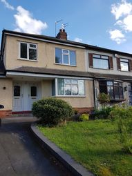 Thumbnail 1 bed flat to rent in Common Road, Wombourne, Wolverhampton